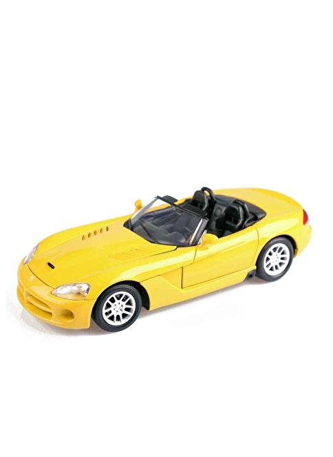 Motor Max 2003 DODGE Viper SRT 1/18  Renkli